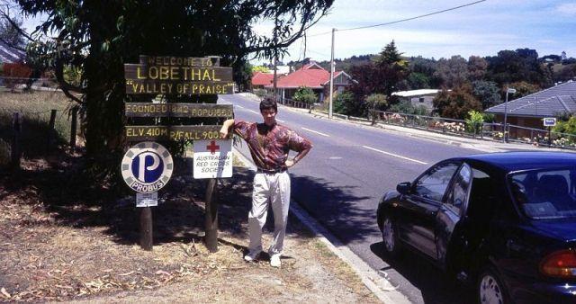 In Lobethal Dez 1994