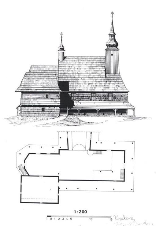 Rosenberg Kirche