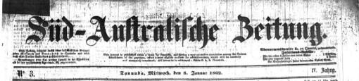 Sudaustralische Zeitung