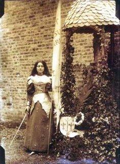 Teresa z Lisieux jako JdA